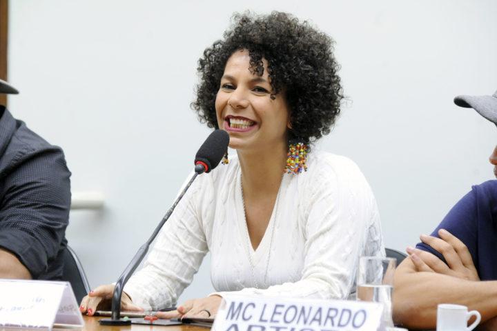 Áurea Carolina concorre a melhor deputada federal