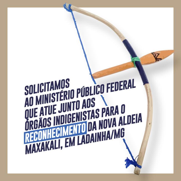 Com Joenia Wapichana, Áurea Carolina luta pelos direitos do povo Maxakali