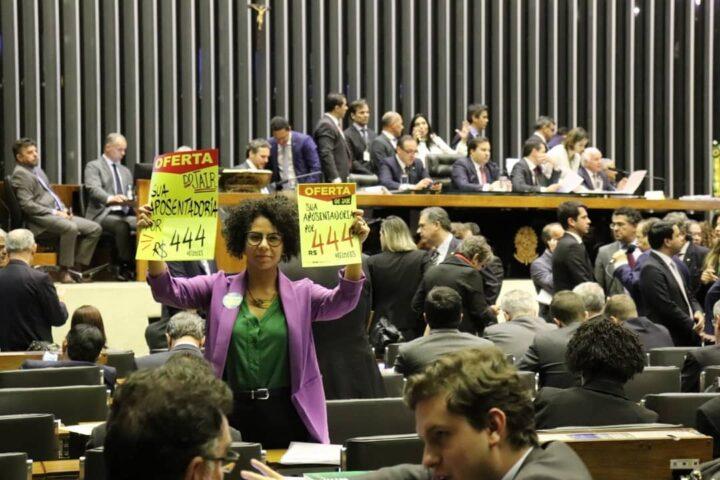 A esquerda precisa ter voz na eleição para a presidência da Câmara dos Deputados