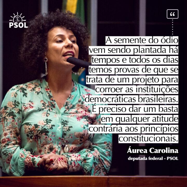 Caso Daniel Silveira: É preciso dar um basta em qualquer atitude contrária aos princípios constitucionais