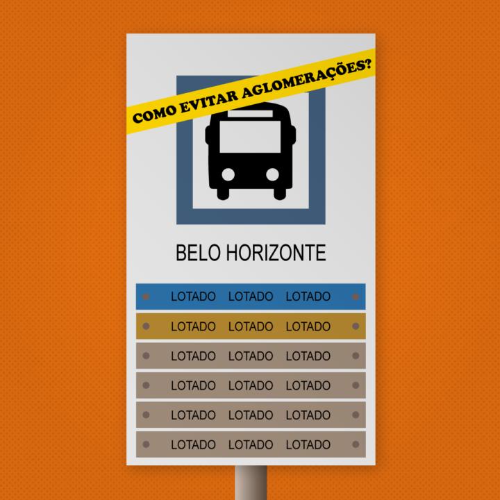 Ao lado de parlamentares do PSOL-MG, Áurea Carolina pede que Ministério Público investigue a superlotação dos ônibus em BH